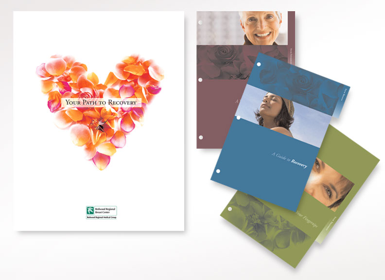 Redwood Medical Group Binder Cover and Insert Dividers